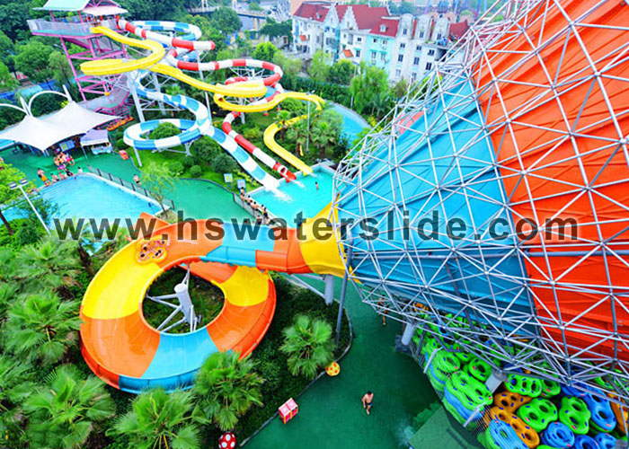 Sanya Phoenix Dream Water Park Hengdian Dream Valley Water Park